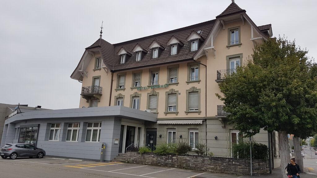 _Referenz Oeffentliche Bauten_Hotel Bahnhof Düdingen