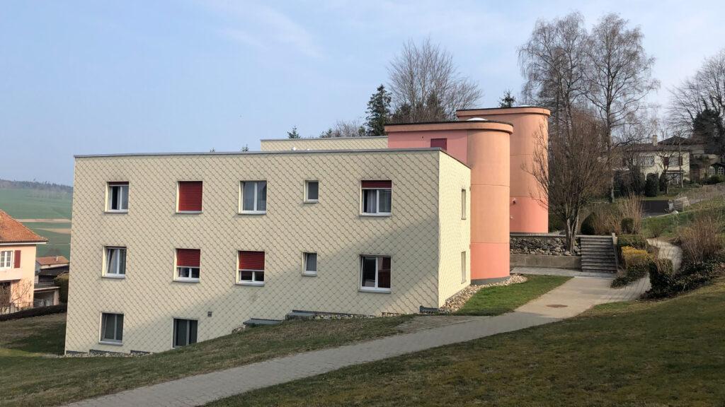 Referenz Wohnbauten_Romont, MFH Avenue du Gerard-Clerc